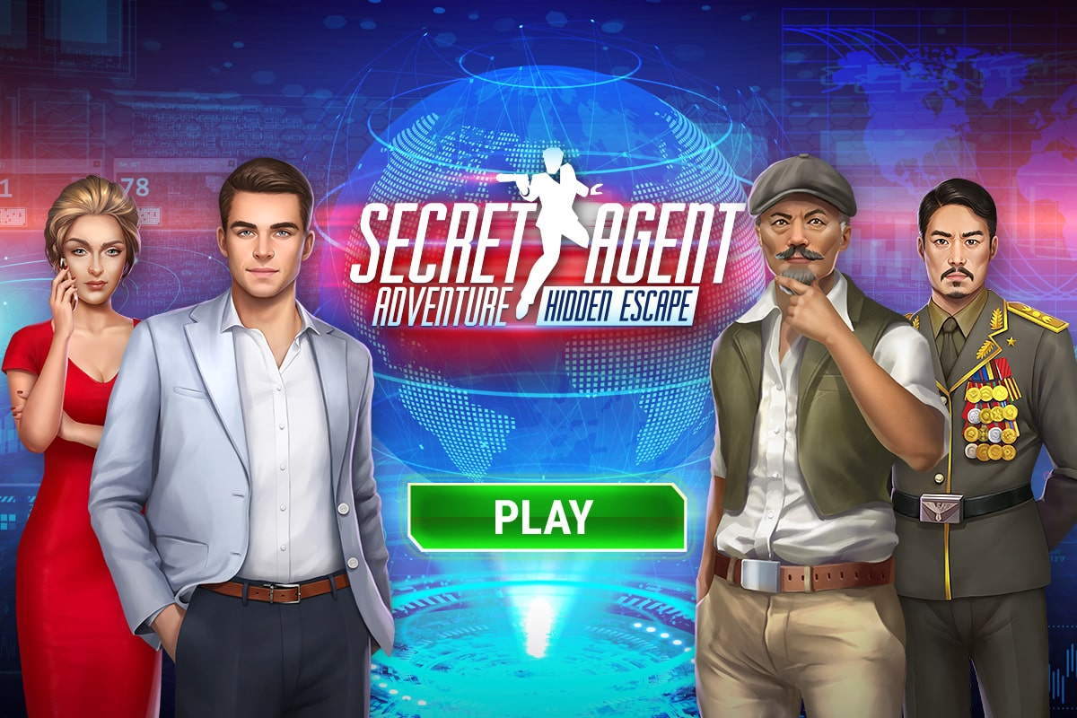 Secret Agent - Adventure Mission
